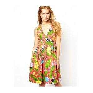 French Connection Maggie Lou Flower  Dress 2
